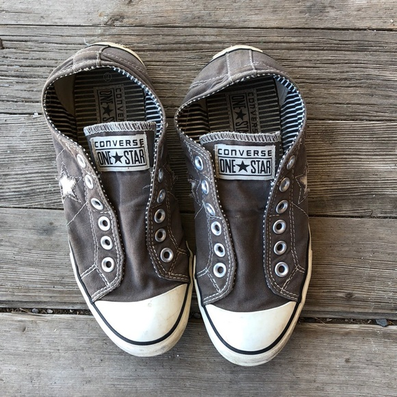 ddffb0412a5e0f Converse Shoes - Converse One Star lace-less sneakers